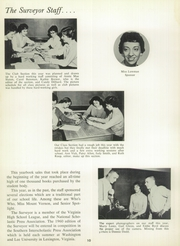 Page 14, 1960 Edition, Mount Vernon High School - Surveyor Yearbook (Alexandria, VA) online yearbook collection