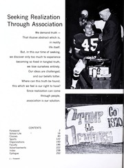 Page 6, 1970 Edition, Mount Vernon High School - Surveyor Yearbook (Alexandria, VA) online yearbook collection