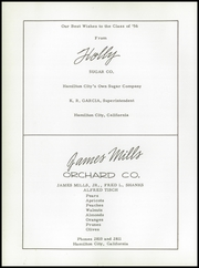 Page 64, 1956 Edition, Hamilton Union High School - Tomahawk Yearbook (Hamilton City, CA) online yearbook collection