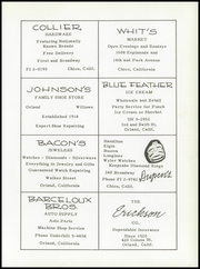 Page 65, 1956 Edition, Hamilton Union High School - Tomahawk Yearbook (Hamilton City, CA) online yearbook collection
