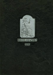 Page 1, 1933 Edition, Hanford High School - Janus Yearbook (Hanford, CA) online yearbook collection