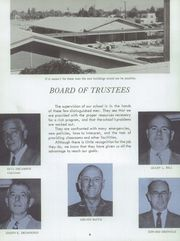 Page 10, 1960 Edition, Hanford High School - Janus Yearbook (Hanford, CA) online yearbook collection