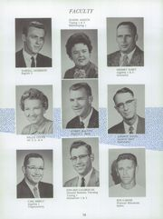 Page 16, 1960 Edition, Hanford High School - Janus Yearbook (Hanford, CA) online yearbook collection