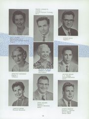 Page 17, 1960 Edition, Hanford High School - Janus Yearbook (Hanford, CA) online yearbook collection