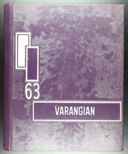 Page 1, 1963 Edition, Foothill High School - Varangian Yearbook (Hayward, CA) online yearbook collection