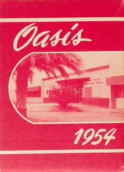 Page 1, 1954 Edition, Imperial High School - Oasis Yearbook (Imperial, CA) online yearbook collection