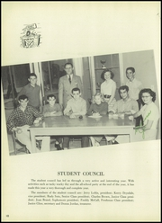 Page 14, 1954 Edition, Imperial High School - Oasis Yearbook (Imperial, CA) online yearbook collection