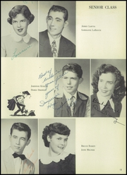 Page 17, 1954 Edition, Imperial High School - Oasis Yearbook (Imperial, CA) online yearbook collection