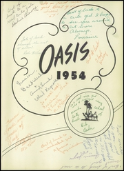 Page 5, 1954 Edition, Imperial High School - Oasis Yearbook (Imperial, CA) online yearbook collection