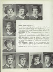 Page 24, 1954 Edition, Mar Vista High School - Mariner Log Yearbook (Imperial Beach, CA) online yearbook collection
