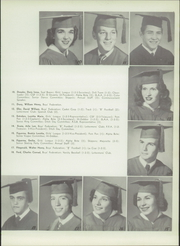 Page 27, 1954 Edition, Mar Vista High School - Mariner Log Yearbook (Imperial Beach, CA) online yearbook collection