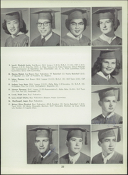 Page 29, 1954 Edition, Mar Vista High School - Mariner Log Yearbook (Imperial Beach, CA) online yearbook collection