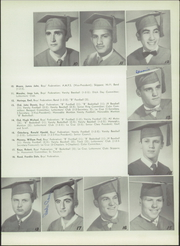 Page 31, 1954 Edition, Mar Vista High School - Mariner Log Yearbook (Imperial Beach, CA) online yearbook collection