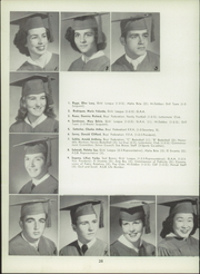 Page 32, 1954 Edition, Mar Vista High School - Mariner Log Yearbook (Imperial Beach, CA) online yearbook collection