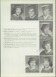 Page 35, 1954 Edition, Mar Vista High School - Mariner Log Yearbook (Imperial Beach, CA) online yearbook collection