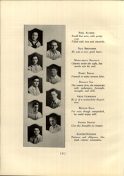 Page 14, 1933 Edition, Jackson High School - Jacksonian Yearbook (Jackson, CA) online yearbook collection