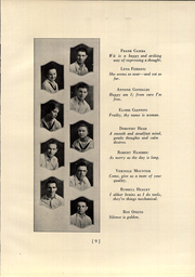 Page 15, 1933 Edition, Jackson High School - Jacksonian Yearbook (Jackson, CA) online yearbook collection