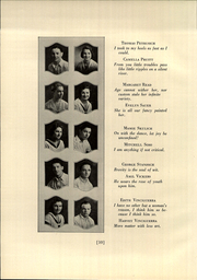 Page 16, 1933 Edition, Jackson High School - Jacksonian Yearbook (Jackson, CA) online yearbook collection