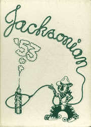 Page 1, 1953 Edition, Jackson High School - Jacksonian Yearbook (Jackson, CA) online yearbook collection