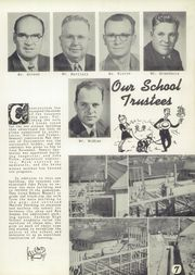Page 11, 1953 Edition, Jackson High School - Jacksonian Yearbook (Jackson, CA) online yearbook collection