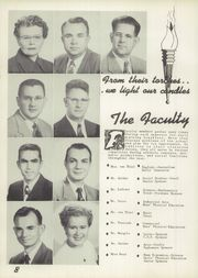 Page 12, 1953 Edition, Jackson High School - Jacksonian Yearbook (Jackson, CA) online yearbook collection