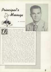 Page 13, 1953 Edition, Jackson High School - Jacksonian Yearbook (Jackson, CA) online yearbook collection