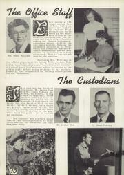 Page 14, 1953 Edition, Jackson High School - Jacksonian Yearbook (Jackson, CA) online yearbook collection