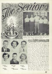 Page 15, 1953 Edition, Jackson High School - Jacksonian Yearbook (Jackson, CA) online yearbook collection