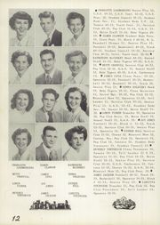 Page 16, 1953 Edition, Jackson High School - Jacksonian Yearbook (Jackson, CA) online yearbook collection