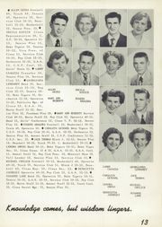 Page 17, 1953 Edition, Jackson High School - Jacksonian Yearbook (Jackson, CA) online yearbook collection