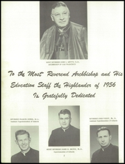 Page 6, 1956 Edition, Marin Catholic High School - Montistella Yearbook (San Rafael, CA) online yearbook collection