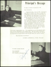 Page 8, 1956 Edition, Marin Catholic High School - Montistella Yearbook (San Rafael, CA) online yearbook collection