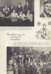 Page 13, 1951 Edition, Kerman High School - Lion Yearbook (Kerman, CA) online yearbook collection