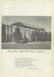 Page 7, 1951 Edition, Kerman High School - Lion Yearbook (Kerman, CA) online yearbook collection