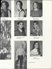Page 11, 1971 Edition, Kerman High School - Lion Yearbook (Kerman, CA) online yearbook collection