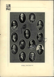 Page 10, 1928 Edition, King City Joint Union High School - Mustang Yearbook (King City, CA) online yearbook collection