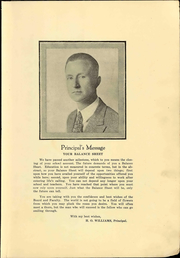 Page 9, 1930 Edition, King City Joint Union High School - Mustang Yearbook (King City, CA) online yearbook collection