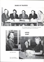 Page 9, 1963 Edition, King City Joint Union High School - Mustang Yearbook (King City, CA) online yearbook collection