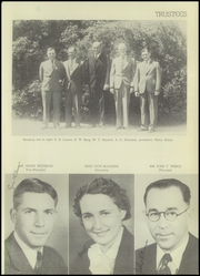 Page 11, 1939 Edition, Kingsburg High School - Viking Yearbook (Kingsburg, CA) online yearbook collection