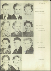 Page 14, 1939 Edition, Kingsburg High School - Viking Yearbook (Kingsburg, CA) online yearbook collection
