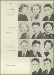 Page 19, 1939 Edition, Kingsburg High School - Viking Yearbook (Kingsburg, CA) online yearbook collection