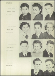 Page 21, 1939 Edition, Kingsburg High School - Viking Yearbook (Kingsburg, CA) online yearbook collection