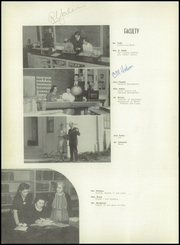 Page 14, 1941 Edition, Kingsburg High School - Viking Yearbook (Kingsburg, CA) online yearbook collection