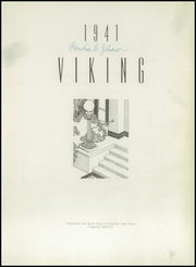 Page 7, 1941 Edition, Kingsburg High School - Viking Yearbook (Kingsburg, CA) online yearbook collection