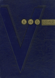 Kingsburg High School - Viking Yearbook (Kingsburg, CA) online yearbook collection, 1942 Edition, Page 1