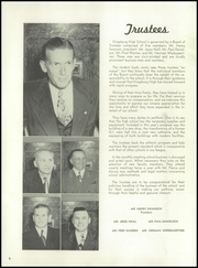 Page 10, 1948 Edition, Kingsburg High School - Viking Yearbook (Kingsburg, CA) online yearbook collection