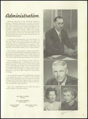 Page 11, 1948 Edition, Kingsburg High School - Viking Yearbook (Kingsburg, CA) online yearbook collection
