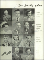 Page 12, 1948 Edition, Kingsburg High School - Viking Yearbook (Kingsburg, CA) online yearbook collection