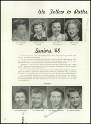 Page 16, 1948 Edition, Kingsburg High School - Viking Yearbook (Kingsburg, CA) online yearbook collection