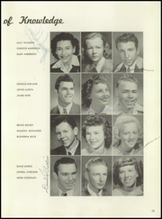 Page 17, 1948 Edition, Kingsburg High School - Viking Yearbook (Kingsburg, CA) online yearbook collection
